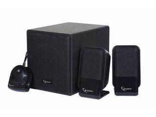 Gembird Multimediální Stereo Reproduktory 2.1, 340W