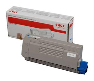 Oki Toner Bílý pro C711WT (6 000 str.)