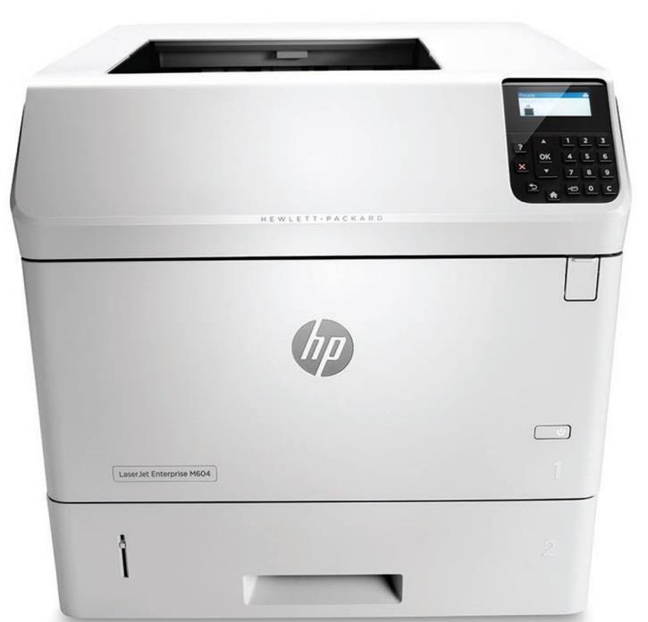 Tiskárna HP LaserJet Enterprise M604dn