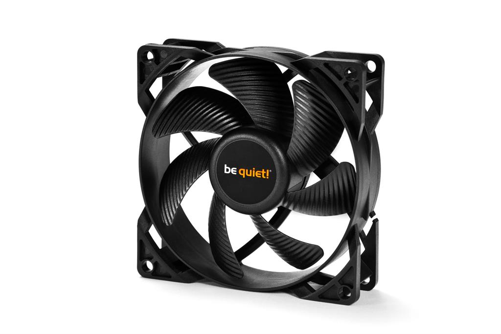 be quiet! Pure Wings 2 92mm PWM fan, 18,6 dBA