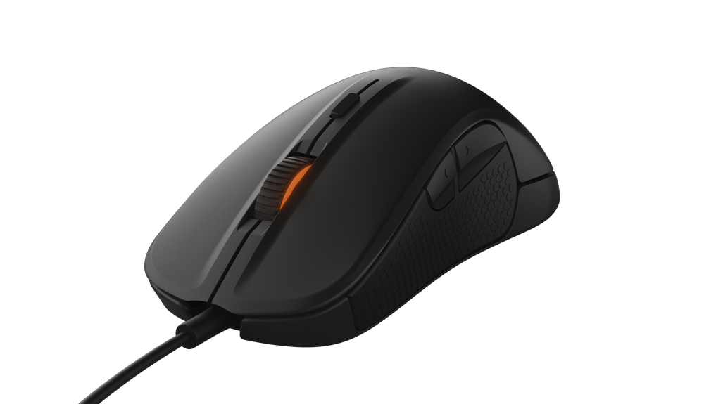 Gaming mouse SteelSeries Rival 300 (black)