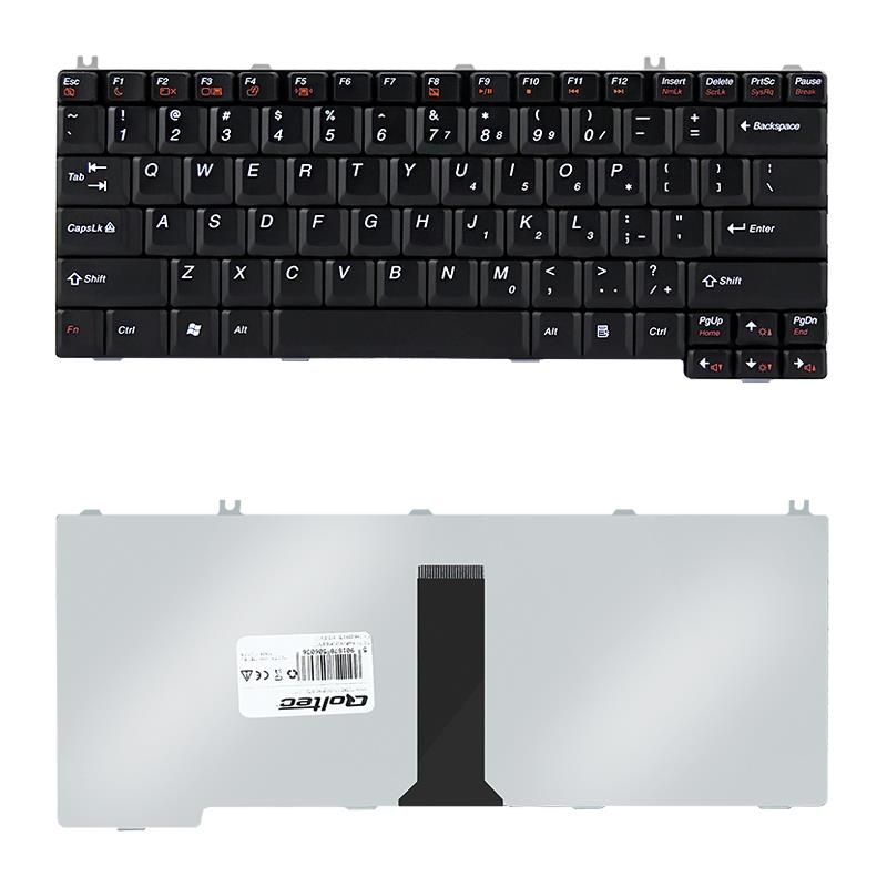 Qoltec Klávesnice pro notebook Lenovo N200, N220, N440, N500