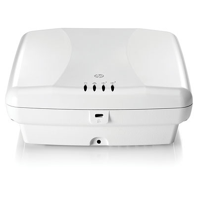 HP MSM460 Dual Radio 802.11n Access Point (WW)