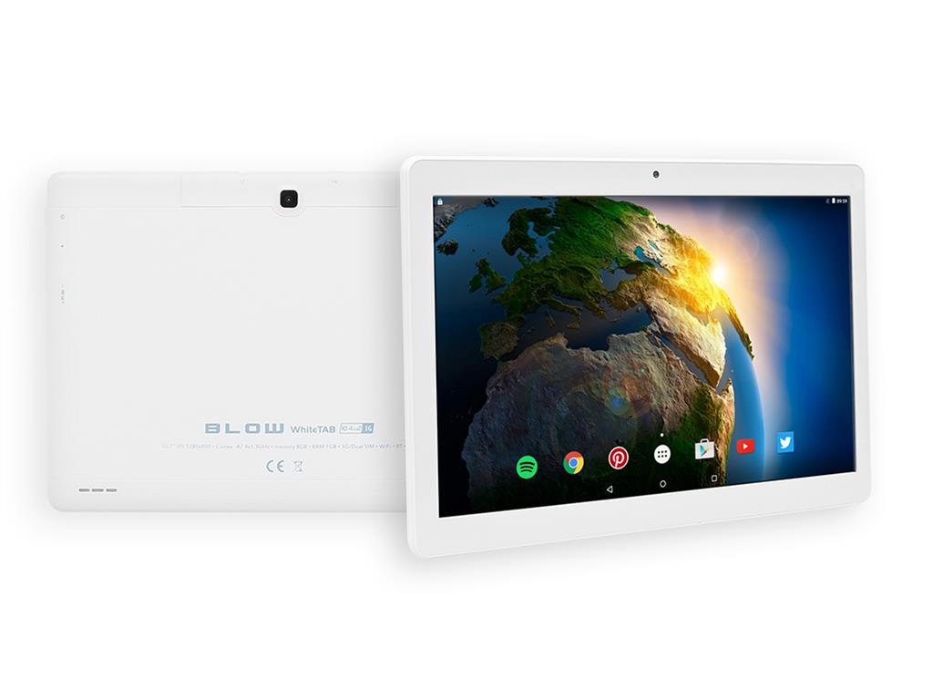 Tablet BLOW WhiteTAB10.4HD 3G Andr. 6.0
