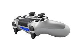 PS4 Dualshock 4 Silver v2