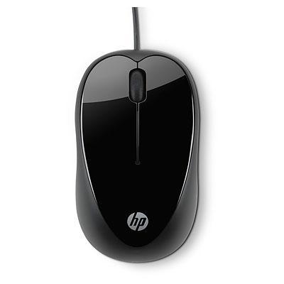 HP myš X1000 USB černá