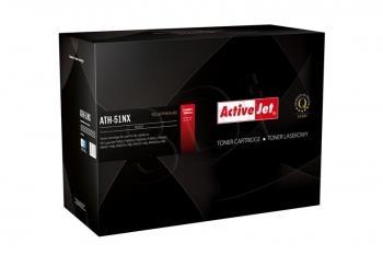 Toner ActiveJet AT-51NX | černý | 14000 str. | HP Q7551X