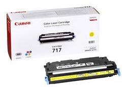 Toner Canon CRG717Y (CRG-717Y) yellow   i-SENSYS MF8450