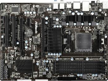 ASRock MB Sc AM3+ 970 Extreme3 R2.0, AMD 970, 4xDDR3