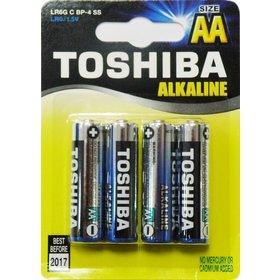 Baterie Toshiba G LR6 4BP AA