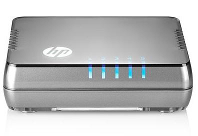 HP 1405-5G Switch - J9792A