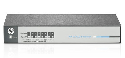 HPE 1410 8 Switch
