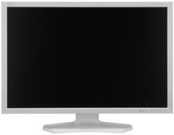 NEC LCD P242W 24'' LED, IPS, 8ms, VGA/DVI/HDMI/DP, USB, 1920x1200, HAS, pivot, b