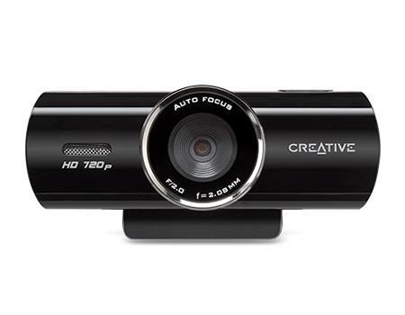 Creative WebCam Live! Cam Connect HD