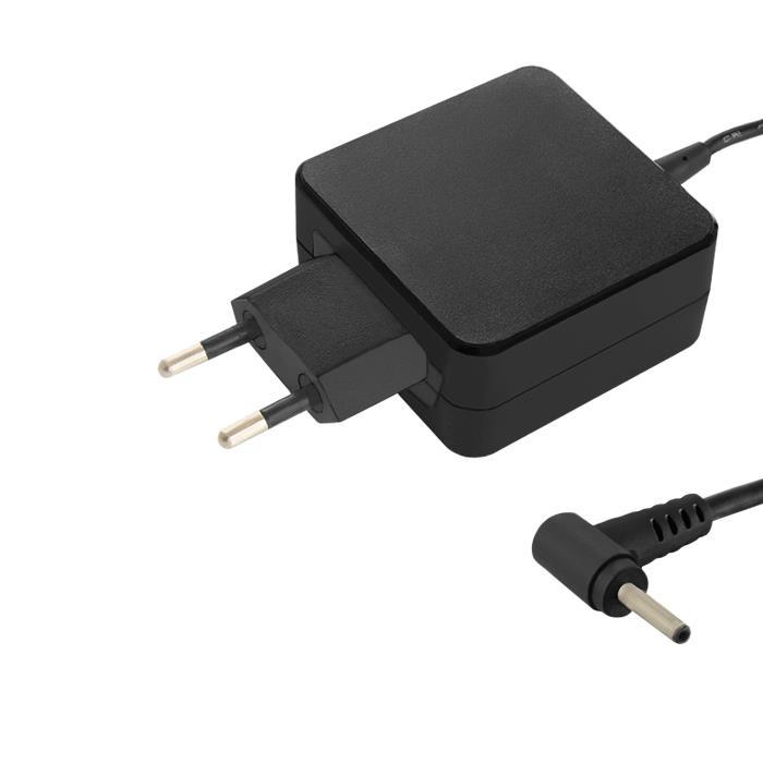 Qoltec AC adaptér pro tablet Asus 19V | 2.1A | 2.5*0.7