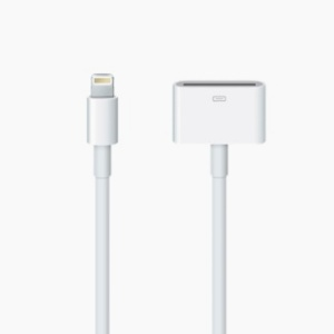 APPLE adapter Lightning - 30-pin Adapter (0.2 m)