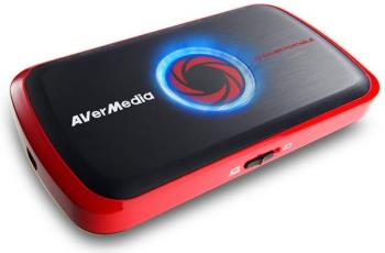 AVerMedia Video Grabber Live Gamer Portable, USB, HDMI, FullHD, SD Card Slot