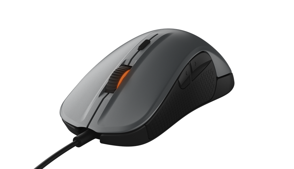 Gaming mouse SteelSeries Rival 300 (silver)