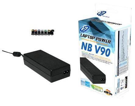 Fortron NB V90 univerzální adaptér k NB, 90W, 19V