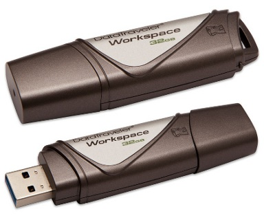 Kingston 32GB DataTraveler Workspace - Certified for Windows To Go Bulk Pack