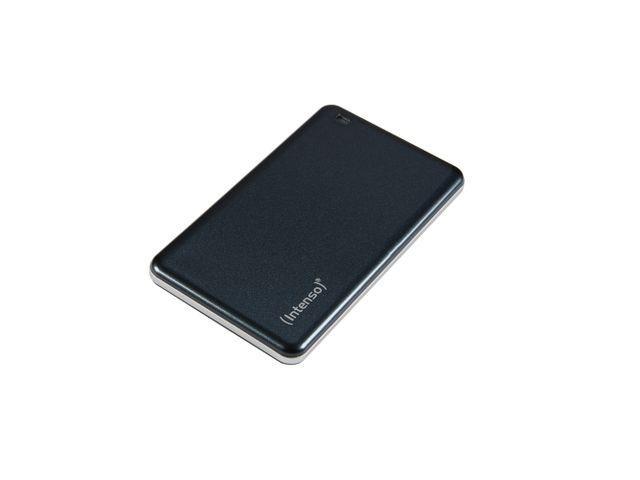 Intenso 1.8'' externí SSD disk 256GB, USB 3.0, černý