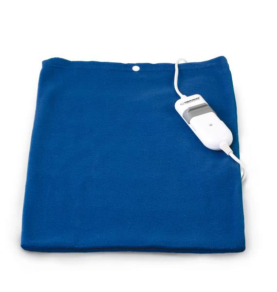 Esperanza EHB004 CASHMERE elektrická dečka (40x32cm), modrá