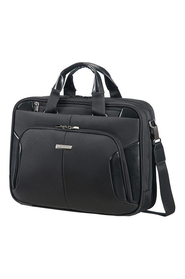 Case SAMSONITE 08N09007 15,6'' XBR 2C comp, pock, tblt, doc, topload, black