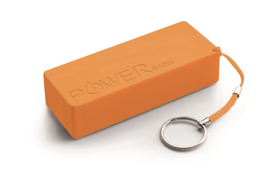 Extreme XMP102O QUARK XL externí baterie 5000mAh, oranžová