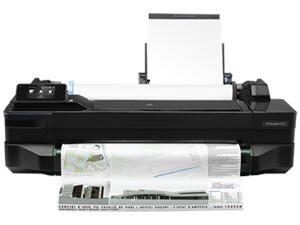 HP Designjet T120 24-in ePrinter /USB, LAN, WLAN