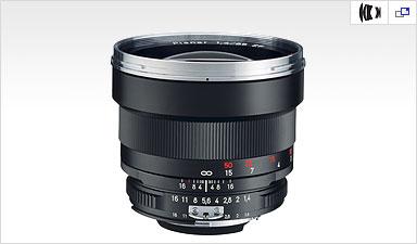 Zeiss Planar T* 1,4/85 ZF.2 Nikon/Fuji