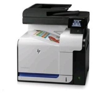 HP CLJ Pro 500 Color MFP M570dn (A4, 30 ppm, USB 2.0, Ethernet, Print/Scan/Copy/Fax, DADF, Duplex)