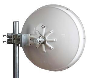 Parabol. anténa JRC-29 DuplEX Precision R-SMA 5GHz