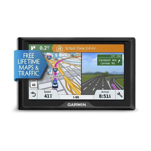 Garmin Drive 51S Central Europe Lifetime (20 zemí)
