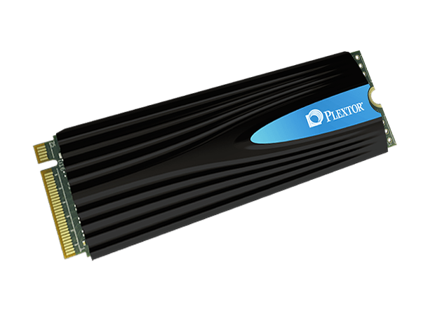 Plextor M8SeG Series SSD, 128GB, M.2 PCIe with HeatSink