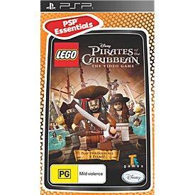 """PSP - """"Essentials"""" Lego Pirates of the Caribbean"""