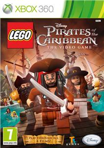 X360 - Lego Pirates of the Caribbean