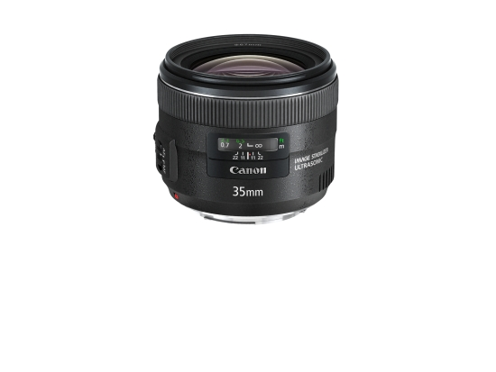 Canon EF 35mm f/2 IS USM - NOVINKA