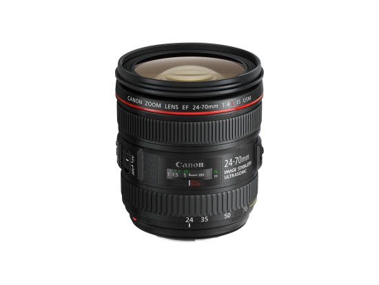 Canon EF 24-70mm f/4L IS USM - NOVINKA