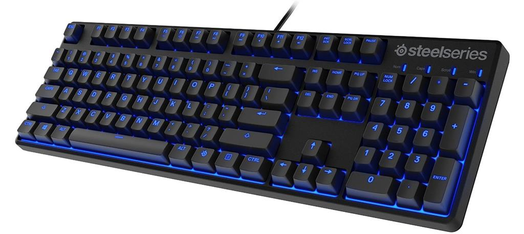 Gaming keyboard SteelSeries Apex M400