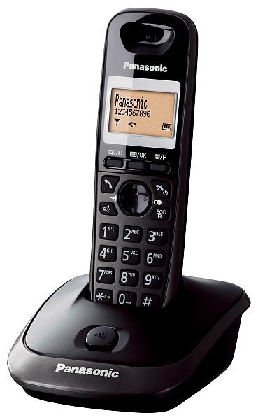 Panasonic KX-TG2511FXT, bezdrát. telefon