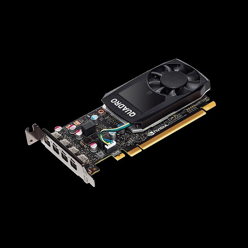 NVIDIA Quadro P600 2GB