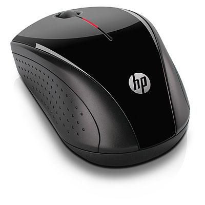 HP bezdrátová myš X3000 černá