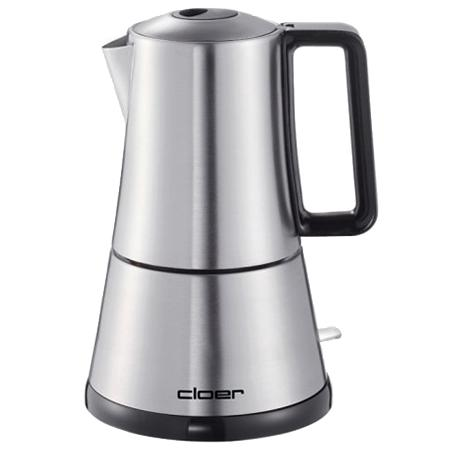 Kávovar Cloer 5928 nerezová ocel