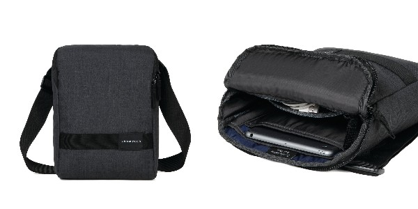 Crumpler Shuttle Delight iPad Sling - black