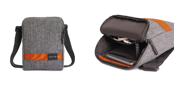 Crumpler Shuttle Delight iPad Sling - white grey