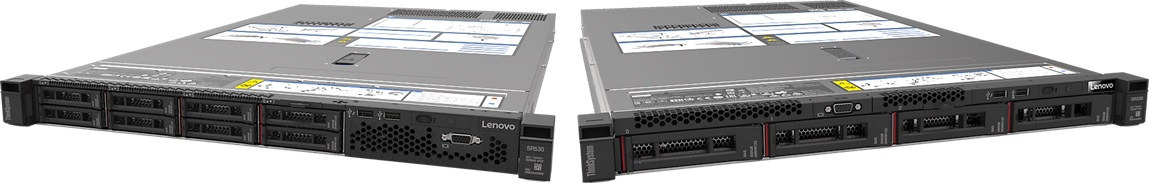 """Lenovo ThinkSystem SR530 1x Silver 4110 8C 2.1GHz 85W/1x16GB/0GB 2,5""""(8)/930-8i(2GB f)/XCC-A/750W"""