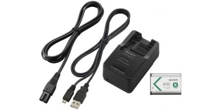 SONY ACC-TRBX Nabíječka baterií pro fotoaparát Cyber-shot™+baterie NP-BX1