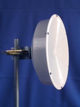 J&J parabolická anténa JRC-24 EXTREM MIMO - cena za 2 kusy