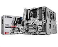MSI MB Sc LGA1151 Z170A MPOWER GAMING TITANIUM EDITION, Intel Z170, 4xDDR4, USB3.1, GbLAN, ATX