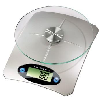 Hama (XAVAX) digitální kuchyňská váha TEREZA